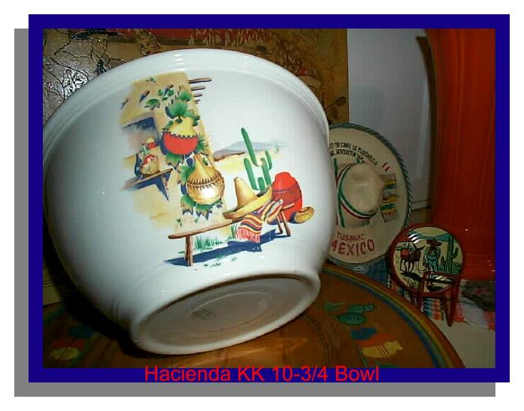 HLC KK Hacienda Bowl