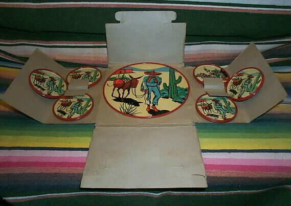 Mexican Coasters in the Box